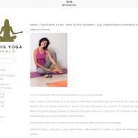 "Yoga enfants: Le ""vivre ensemble """