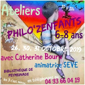 Ateliers philo'zenfants